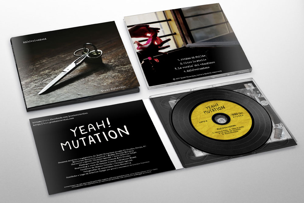Yeah! Mutation Digipack